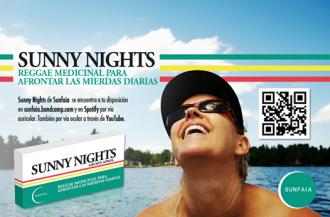 Sunny Night - Sunfaia - Banda Rock Reggae