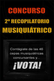 Votaciones para el concurso 2 Recopilatorio Musiquitrico