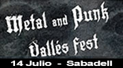 Metal & Punk Vallés Fest 2012