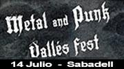 Metal & Punk Vallés Fest 2012