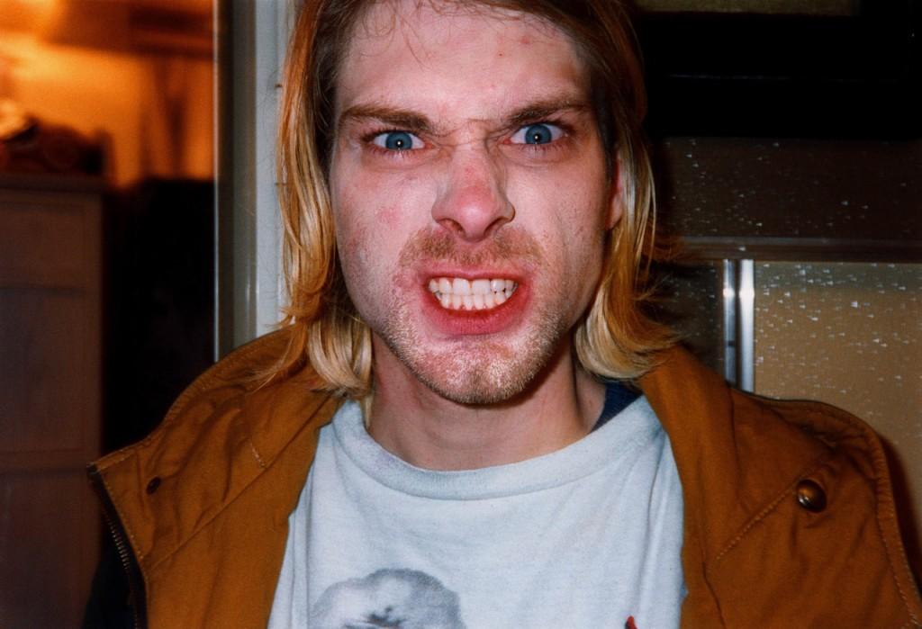 Biografía de Kurt Cobain