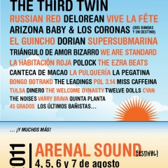 Festival Arenal Sound 2011