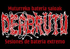 Músicos solistas: Deabrutu, sesiones de batería extrema no aptas para psicóticos | Ingresos voluntarios