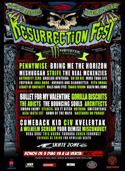 Cartel Resurrection Fest 2011