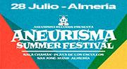 Aneurisma Summer Festival - Almería