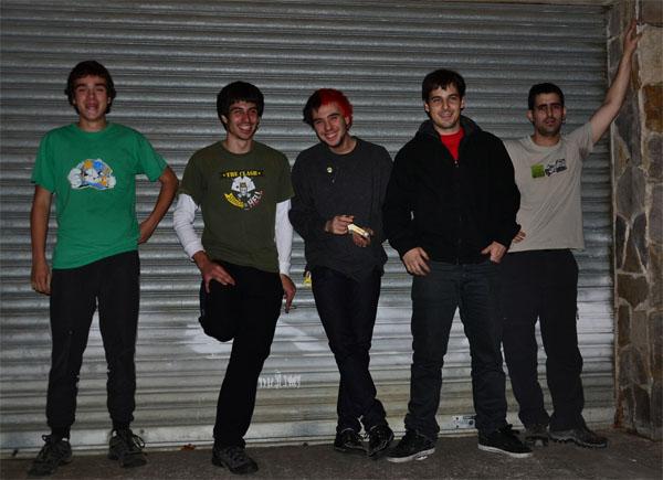 Grupo de Punk 'Gorroto'
