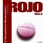 Portada provisional - Comprimido Rojo - Vol2 - II Recopilatorio Musiquiátrico