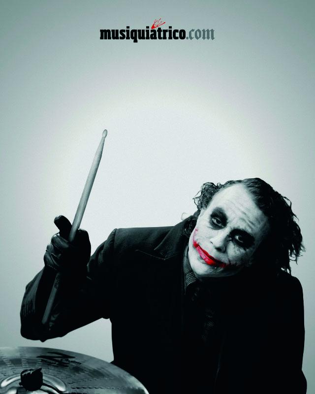 Batman - The Joker - El Musiquiátrico - Posters y fondos de pantalla