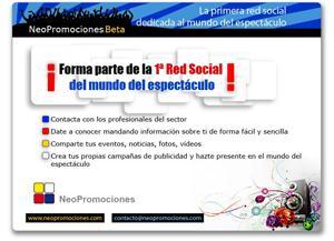 Red Social NeoPromociones