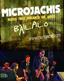 Banda Microjachís - Báilalo