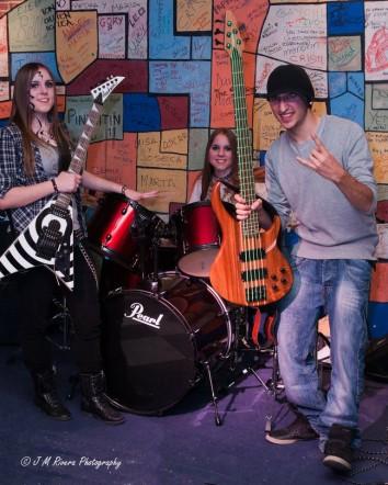 Grupo de Heavy Rock Éridem