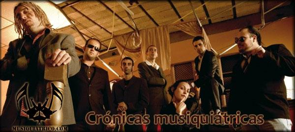 Trashtucada - Crónica concierto Sala Museo Sevilla - Gira 2012