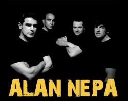 Banda de rock Alan Nepa