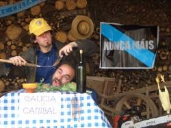 Festival 30 Aniversario Os Resentidos - Videoclip Galicia Canibal