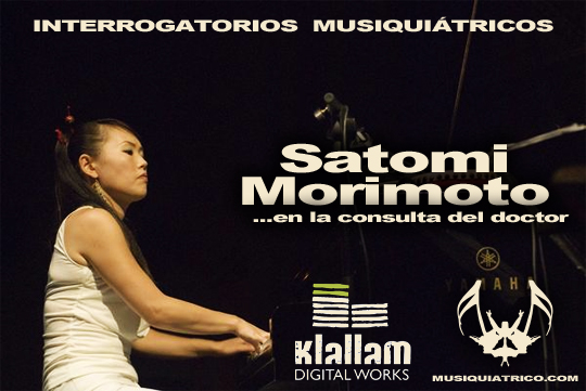 Entrevista Satomi Morimoto