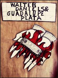Walter Daniels y Guadalupe Plata - Portada Disco