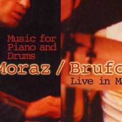 Moraz & Bruford | Jazz fusión, rock progresivo y otras hierbas medicinales