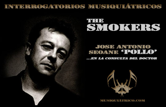 Entrevista a Jose Antonio Seasone 'Pollo' - The Smokers
