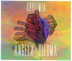 Ángela Biedma - Portada: Arritmia