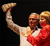 Baltasar Garzón - Premio EtnoSur 2012
