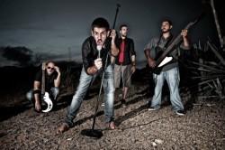 Grupo de rock fusión Benardine Pussy