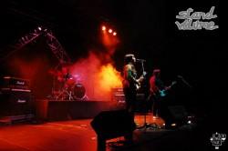 Stand Volume en concierto