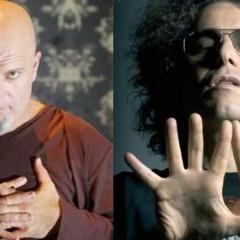 Andrés Calamaro y Gustavo Cordera, violencia en la red
