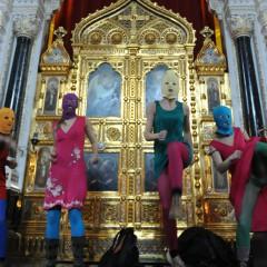 Pussy Riot | Desde Rusia rezando a las Diosas del Punk Feminista