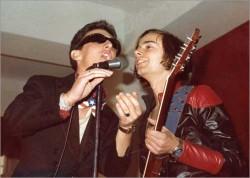 Ramoncín y Jero en 1977