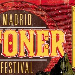 Madrid Stoner Festival 2013: Cartel y Horario