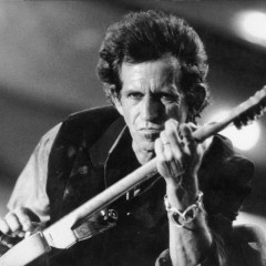 El día que Keith Richards le pegó a un fan con la guitarra