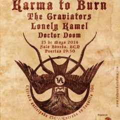 Riff Ritual Fest – 23 Mayo Barcelona