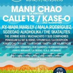 AlRumbo Festival 2014 – Rota