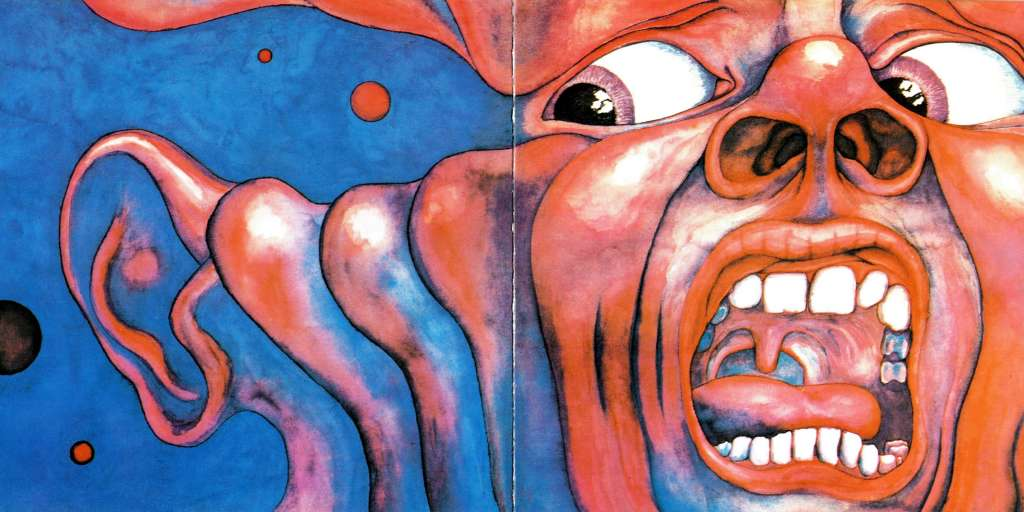 Portada - In the Court of the Crimson King