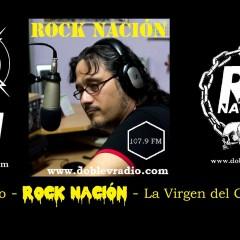 Rock Nación, programa de radio para auténticos rockeros (Doble V Radio)