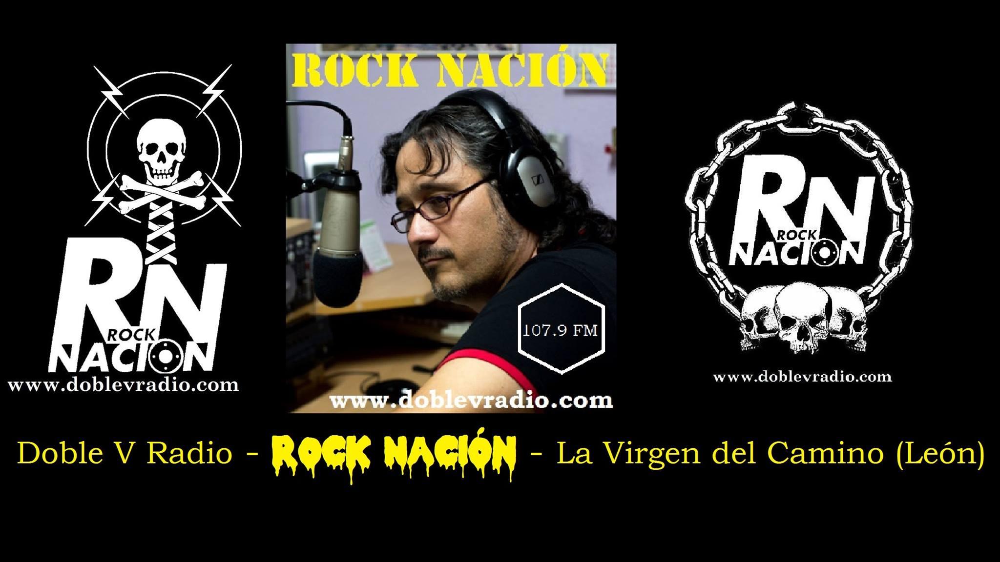 Rock Nación - Programa Doble V Radio