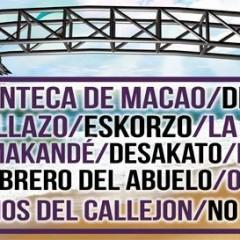 The Juerga's Rock Festival: 1 y 2 de Agosto en Adra (Almería)