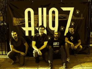 AK97 banda rock combativo