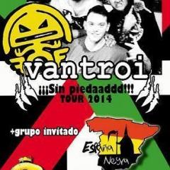 Vantroi + España Negra + Radionica