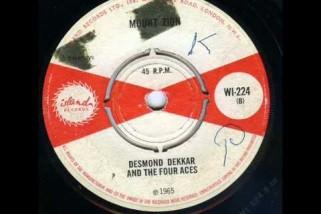 Desmond Dekker – Mount Zion