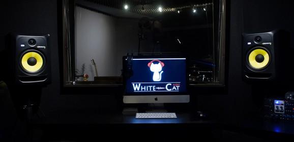 White Cat Audio – Nuevo estudio de grabación en Sevilla