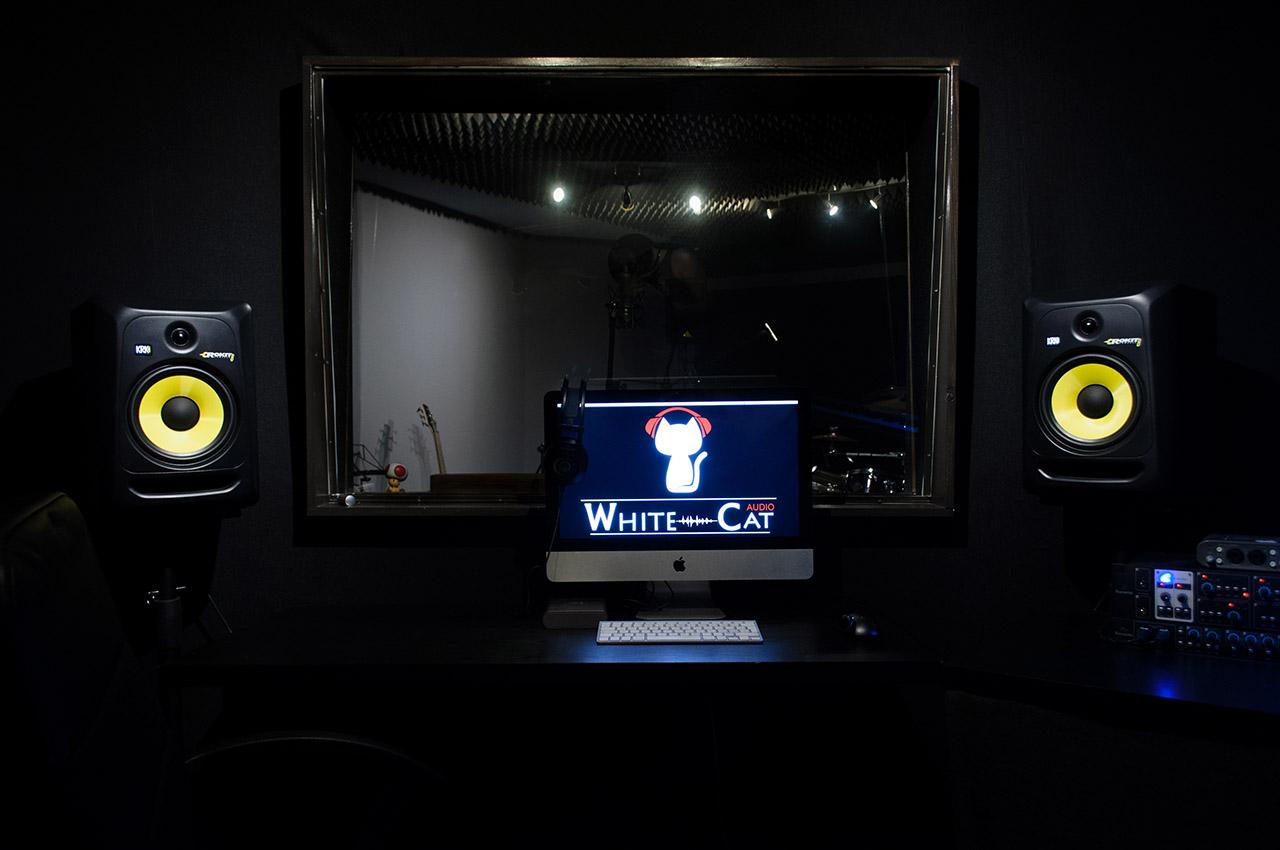 White Cat Audio - Foto: anaparlob.com