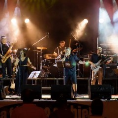 La Fábrica de Hielo Soul Band, tributo homenaje al Soul clásico más apoteósico