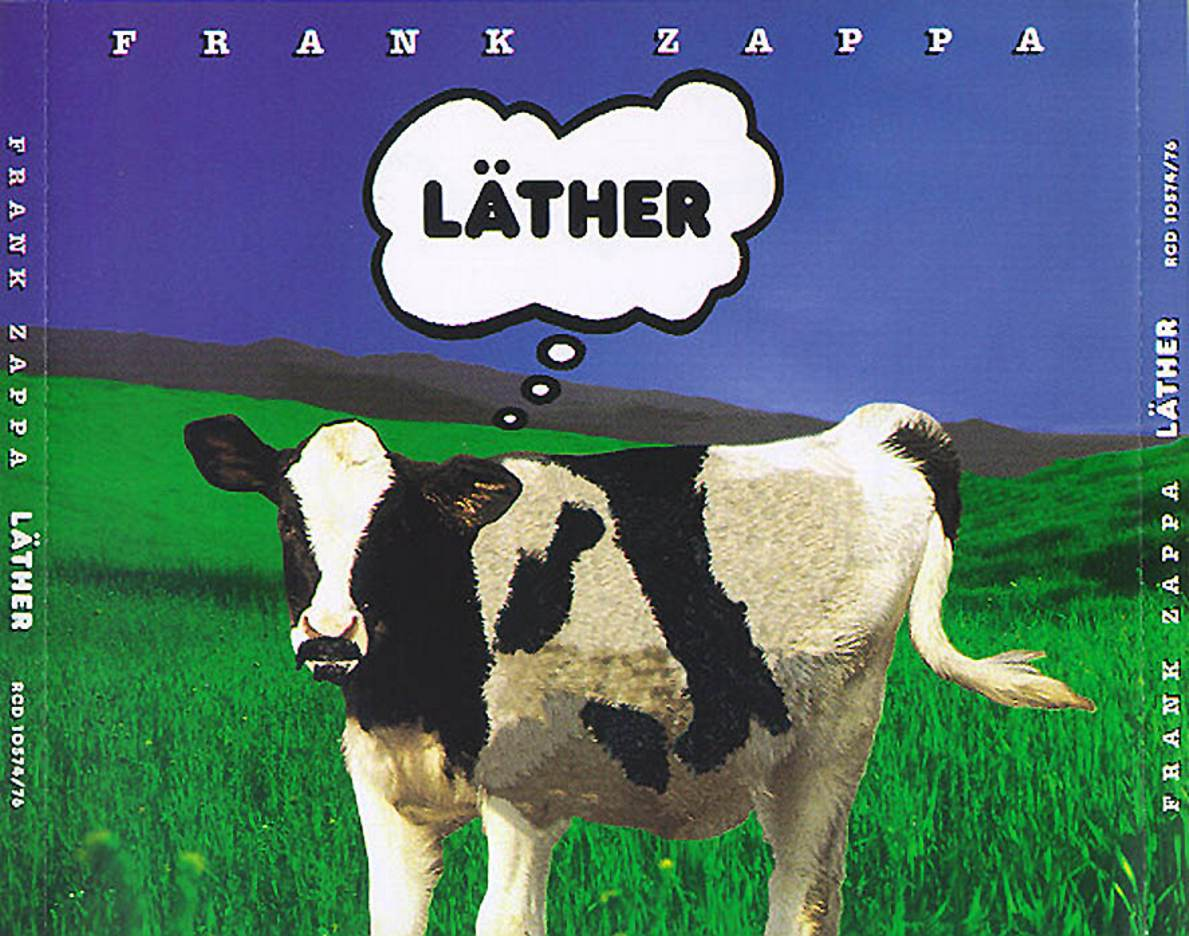 Lather - Frank Zappa